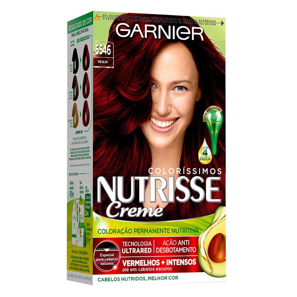 Garnier Coloração Nutrisse 5546 Desejo 213g