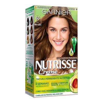 Garnier Coloração Nutrisse 60 Aveia 213g