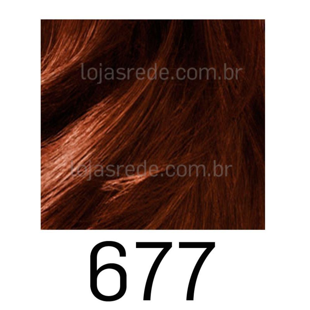 Garnier Coloração Nutrisse 677 Chocolate Intenso 213g
