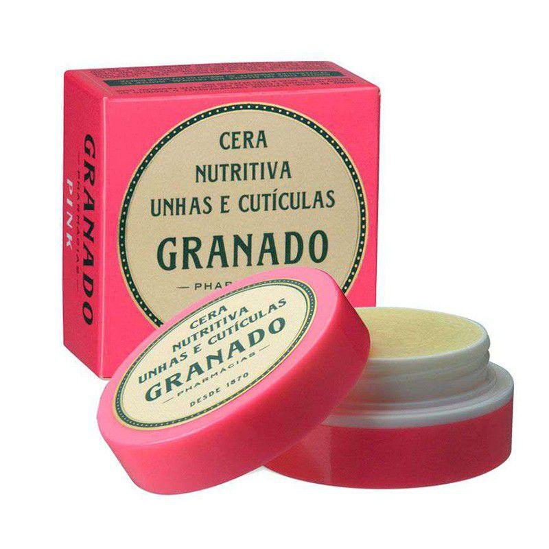 Granado Cera Nutritiva para Unhas e Cutículas 7g