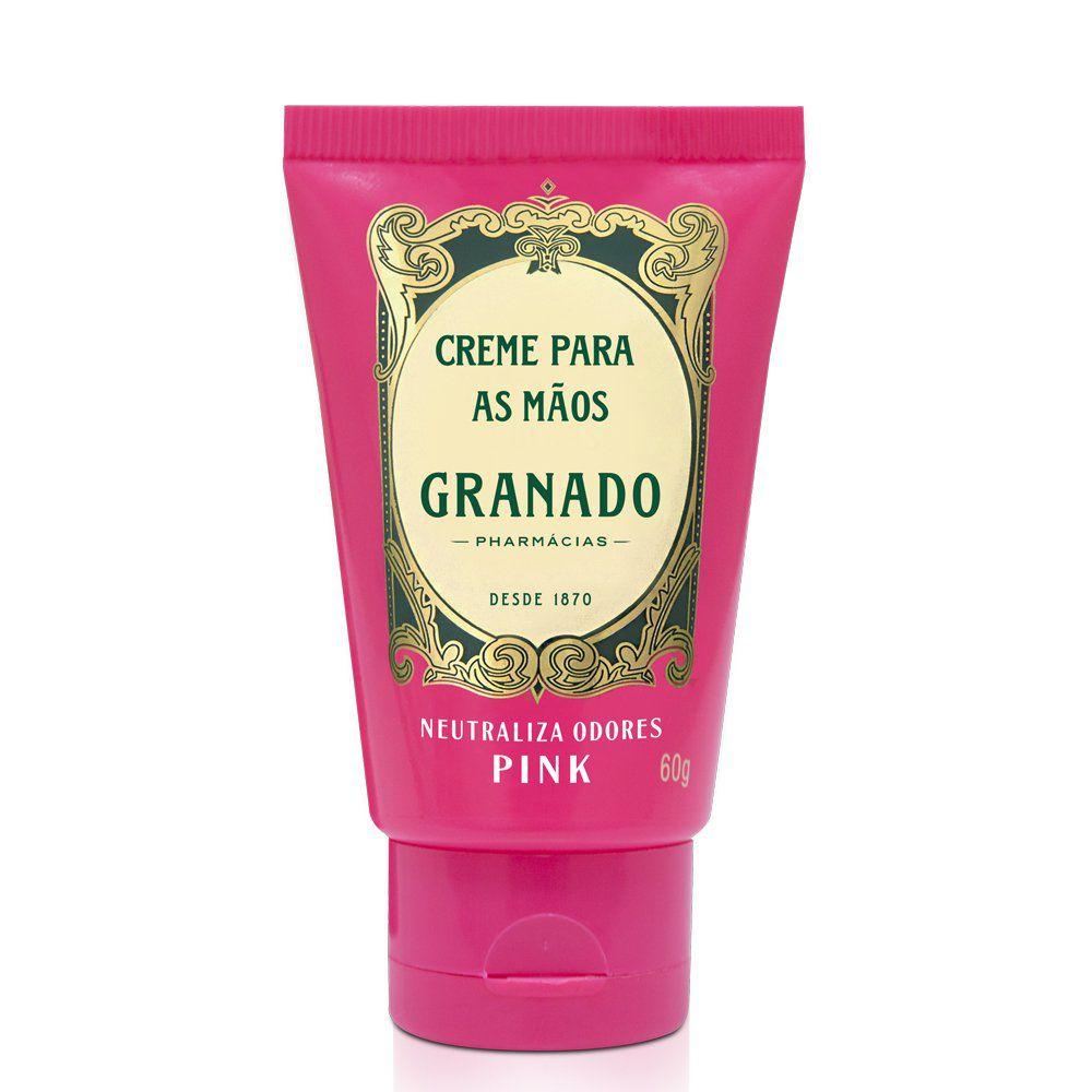 Granado Creme para as Mãos Pink 60g