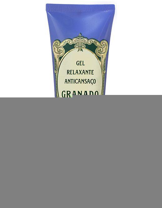 Granado Gel Relaxante Anticansaço Sport 120g