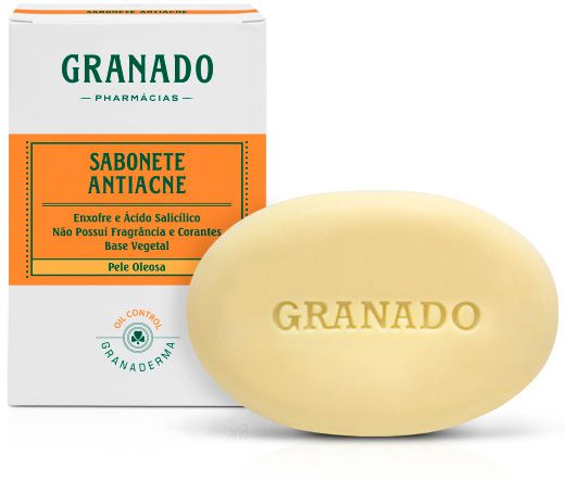 Granado Sabonete Anti-acne 90g