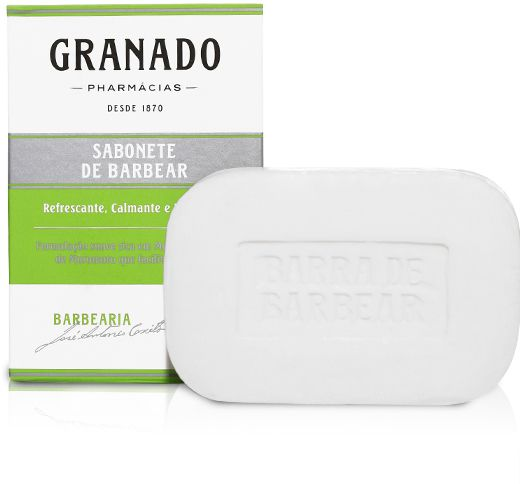 Granado Sabonete de Barbear Refrescante 80g