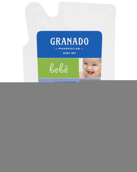 Granado Sabonete de Glicerina Lavanda Bebê Refil 250mL
