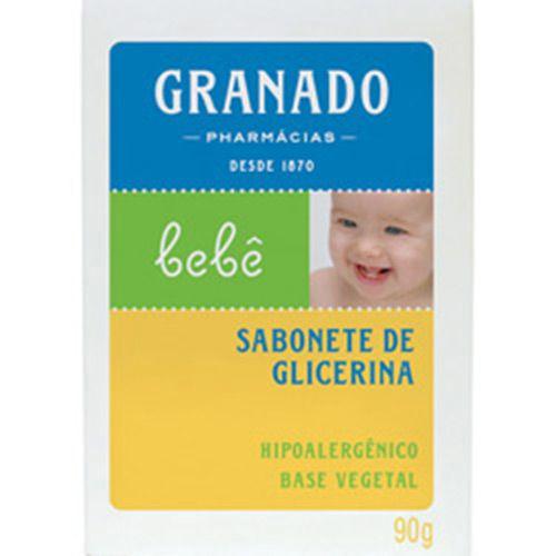 Granado Sabonete de Glicerina Tradicional Bebê 90g