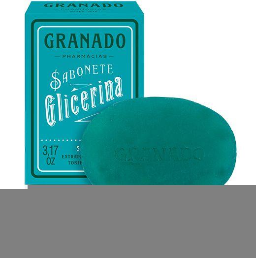 Granado Sabonete Glicerina Algas 90g