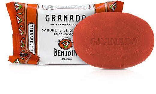 Granado Sabonete Glicerina Benjoim 90g