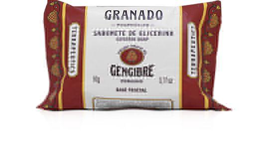 Granado Sabonete Glicerina Gengibre 90g
