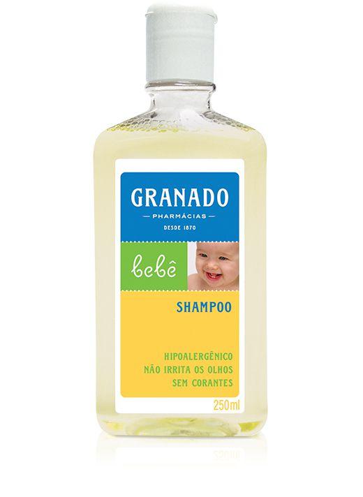 Granado Shampoo Bebê Tradicional 250mL