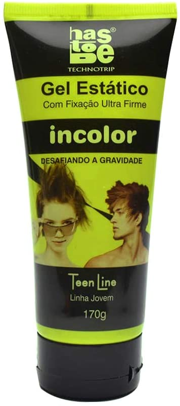 Has to Be Gel Modelador Incolor Teen Line 170g