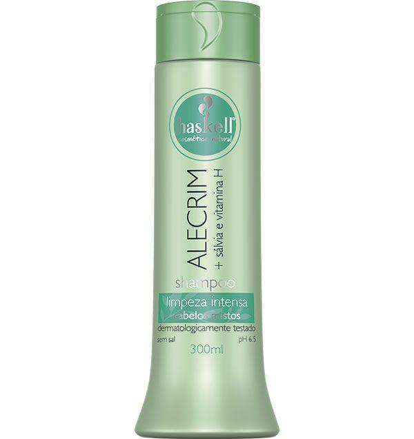Haskell Shampoo Alecrim 300 ml