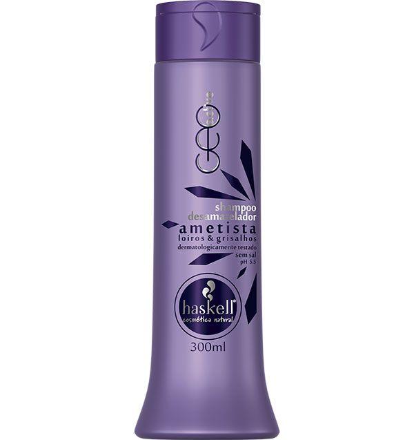 Haskell Shampoo Desamarelador Amestista 300 ml
