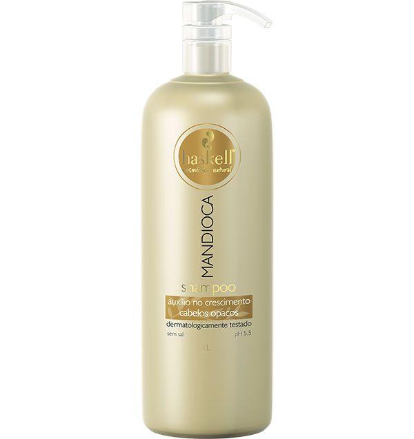 Haskell Shampoo Mandioca 1 l