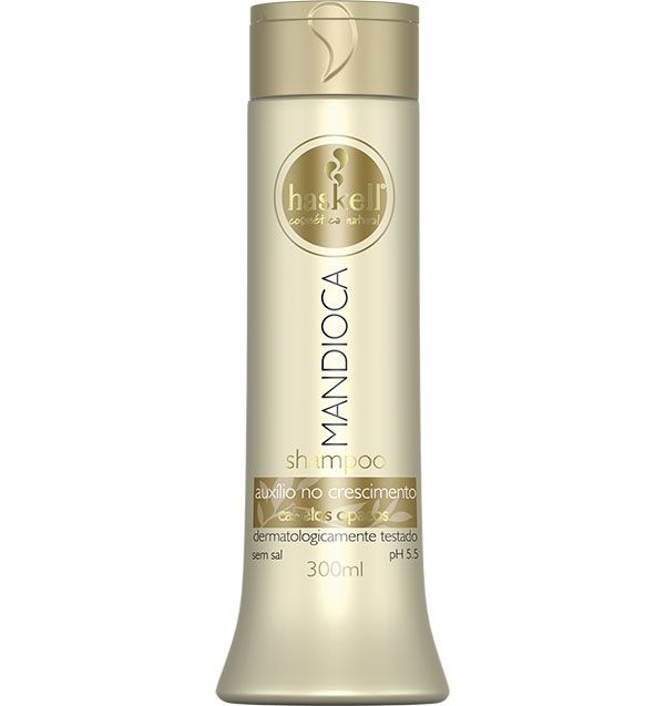 Haskell Shampoo Mandioca 300 ml