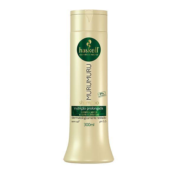 Haskell Shampoo Murumuru 300 ml