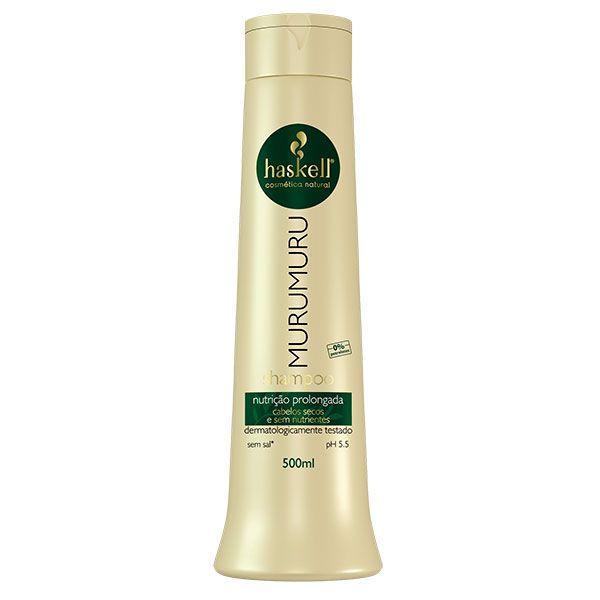 Haskell Shampoo Murumuru 500 ml