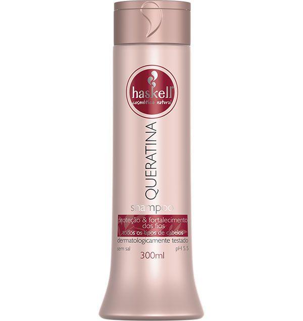 Haskell Shampoo Queratina 300 ml