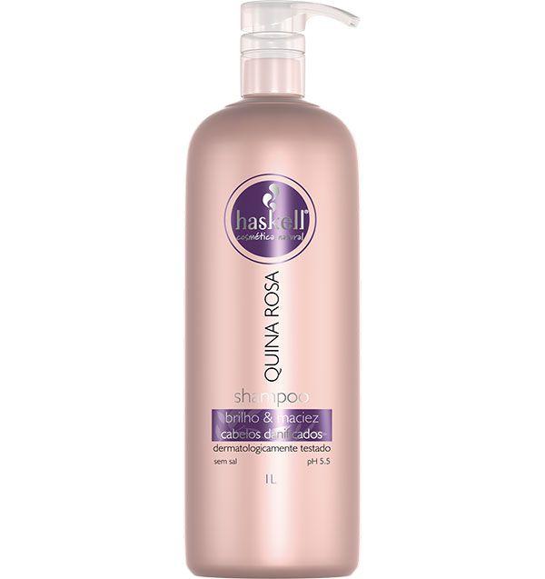 Haskell Shampoo Quina Rosa 1 l