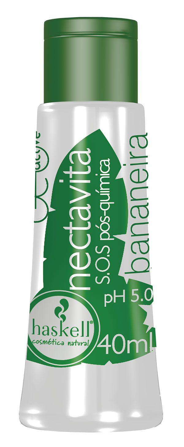 Haskell Tratamento Nectavita Bananeira 40 ml