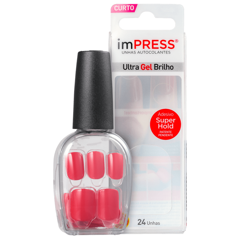 imPRESS Unhas Auto-colantes Call My Agent