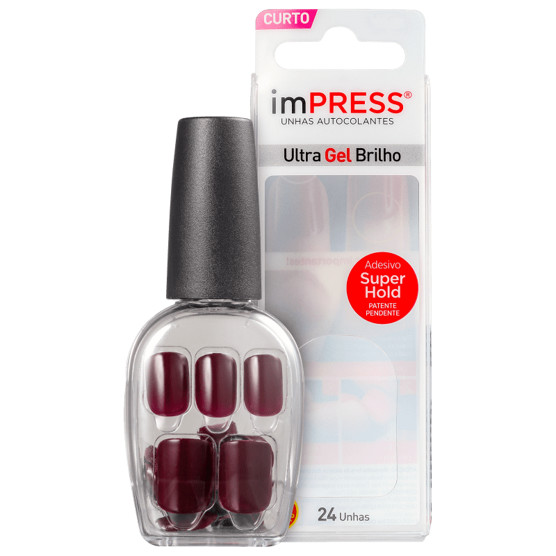 imPRESS Unhas Auto-colantes Rated R