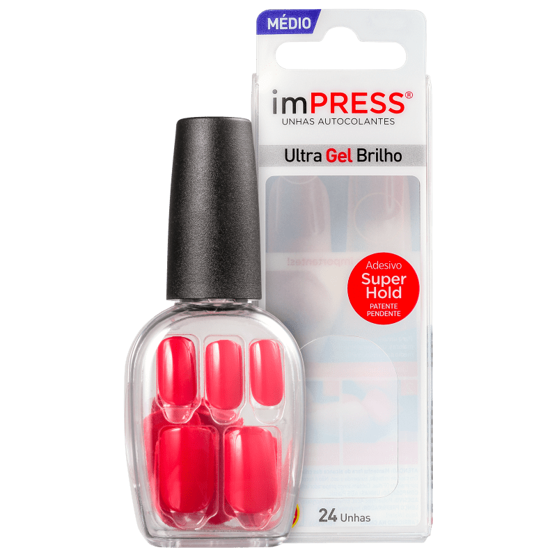 imPRESS Unhas Auto-colantes Reckless