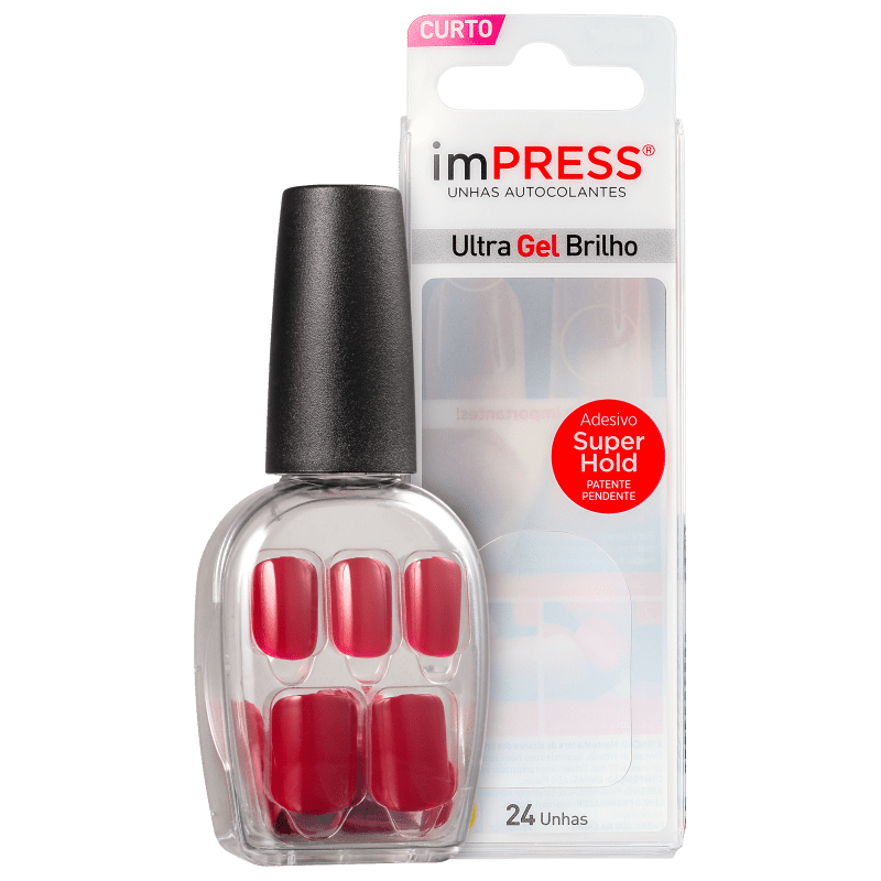 imPRESS Unhas Auto-colantes Tweetheart