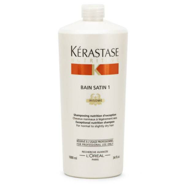 Kérastase Shampoo Nutritive Bain Satin 1 1000 mL
