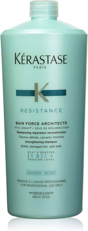 Kérastase Shampoo Resistance Bain Force Architecte 1000 mL