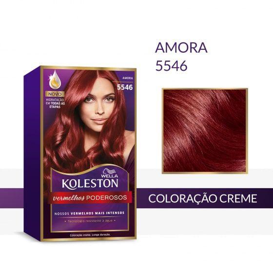 Koleston Coloração 5546 Amora