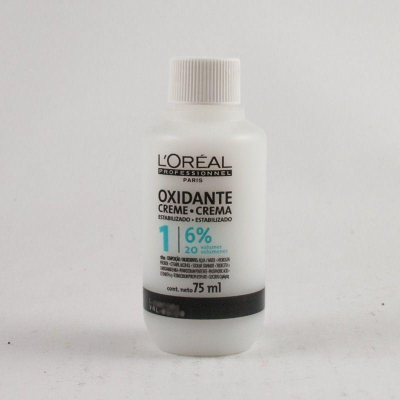 L'Oréal Professionnel Creme Oxidante Estabilizado 20 volumes 6% 75ml