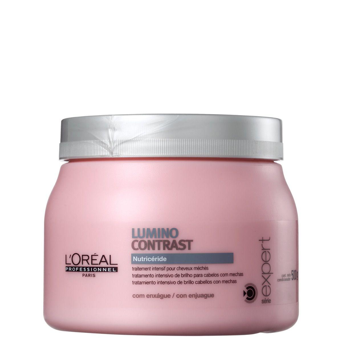 L'Oréal Professionnel Máscara Expert Lumino Contrast 500g