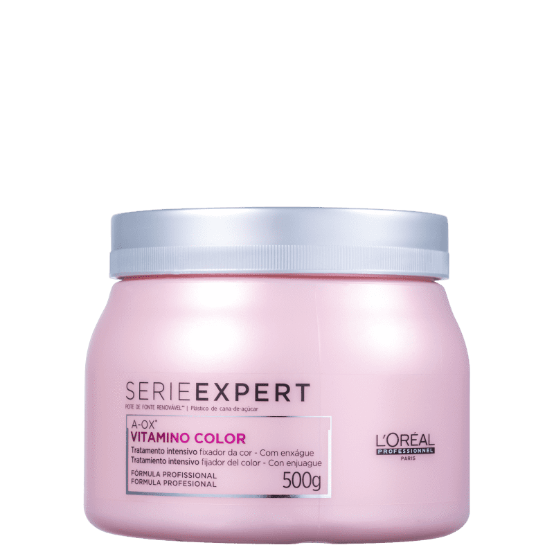 L'Oréal Professionnel Máscara Expert Vitamino Color AOX 500g