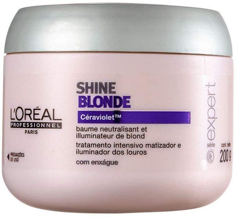 L'Oréal Professionnel Máscara Matizadora Shine Blonde 200g