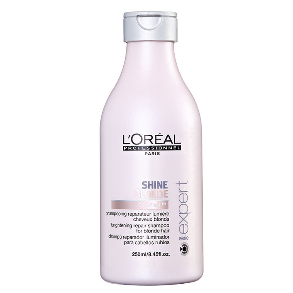 L'Oréal Professionnel Shampoo Shine Blonde 250ml