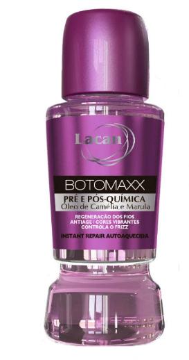 Lacan Ampola Autoaquecida Botomaxx 17ml
