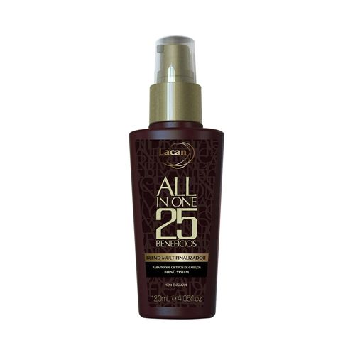Lacan Blend Multifinalizador All in One 25 Benefícios 120ml