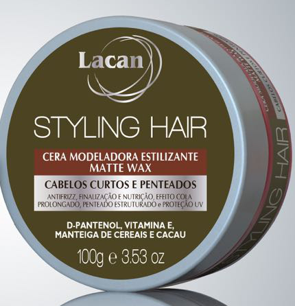Lacan Cera Styling Hair Matte Wax 100g
