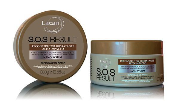 Lacan Instant Mask S.O.S Result 120ml