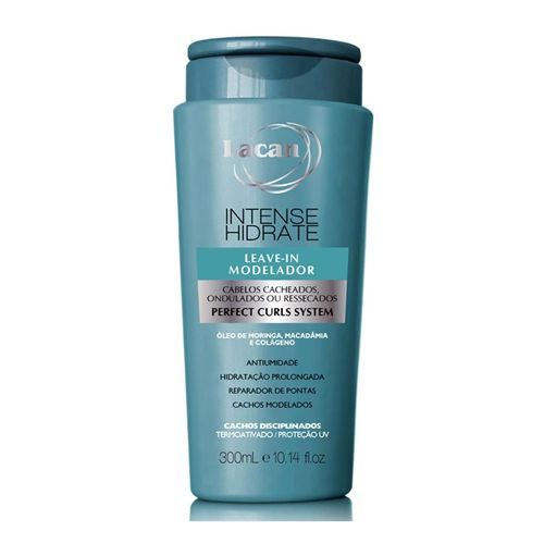 Lacan Leave-in Cachos e Ondas 300ml