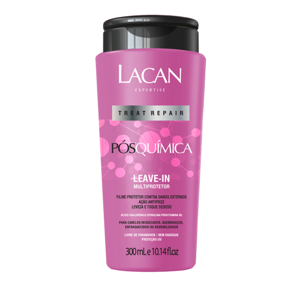 Lacan Leave-in Pós Química 300ml