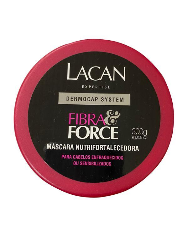 Lacan Máscara Fibra e Force 300g