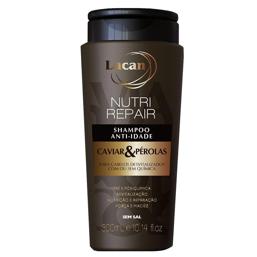 Lacan Shampoo Caviar e Pérolas 300ml