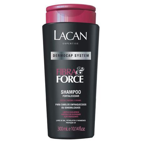 Lacan Shampoo Fibra e Force 300ml