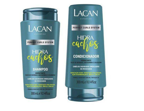 Lacan Shampoo Hidra Cachos 300ml