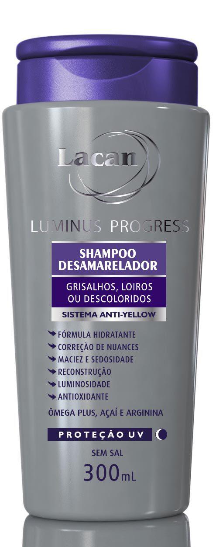 Lacan Shampoo Desamarelador  300ml