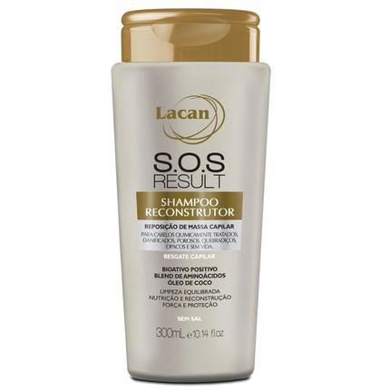 Lacan Shampoo S.O.S Result 300ml