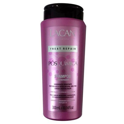 Lacan Shampoo Pós Química 300ml