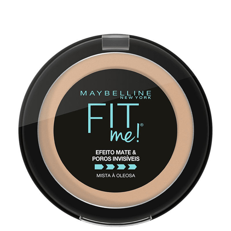 Maybellinne Pó Compacto Fit Me! 10g R02 Claro Rosado